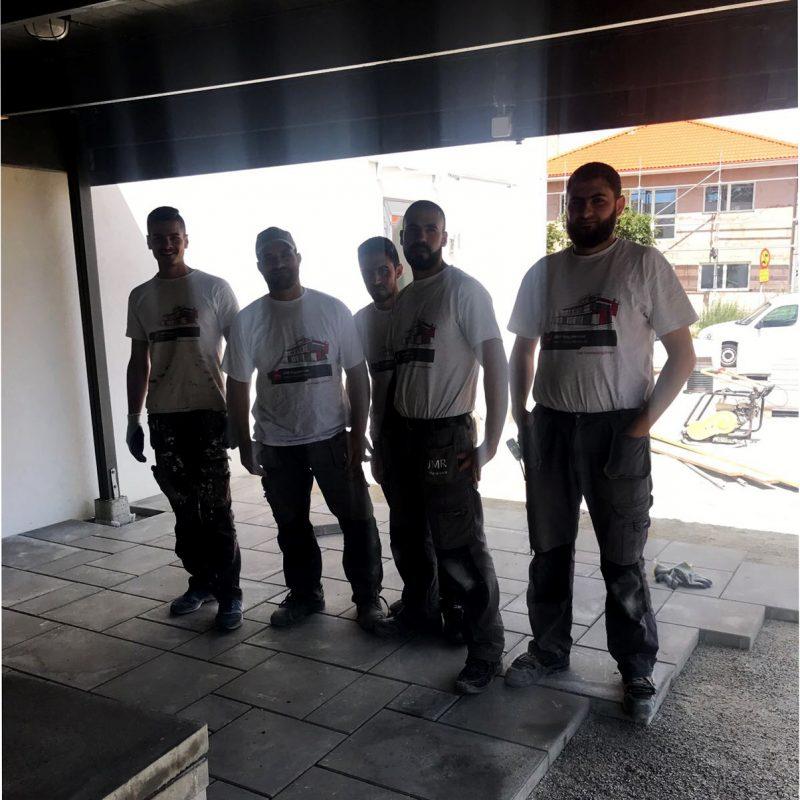 jmr byggservice team